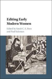 Editing Early Modern Women