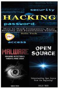 Hacking + Malware + Open Source