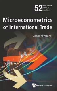 Microeconometrics of International Trade