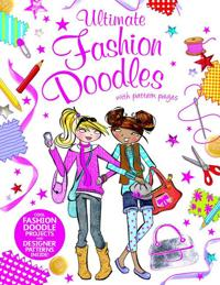 Ultimate Fashion Doodles with Pattern Pages