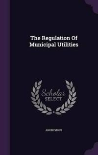 The Regulation of Municipal Utilities