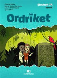 Ordriket; bokstavbok 1 - Christian Bjerke, Gudrun Areklett Garmann, Anine K. Wold Halland, Gro Ulland | Inprintwriters.org