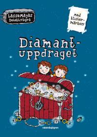 LasseMajas Detektivbyrå - Diamantuppdraget