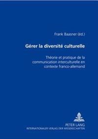 Gerer La Diversite Culturelle