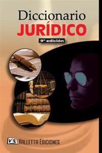 Diccionario Juridico. (9na Edicion)