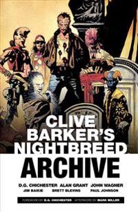 Clive Barker's Nightbreed 1