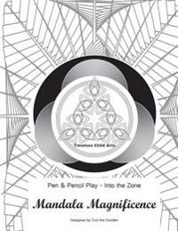 Mandala Magnificence: 50 Beautiful Mandala Illustrations