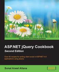 ASP.NET jQuery Cookbook - Second Edition