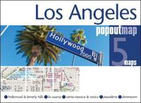 Popout Map Los Angeles