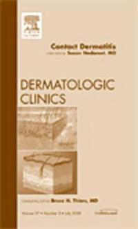 Contact Dermatitis, An Issue of Dermatologic Clinics