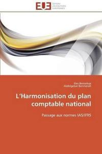 L Harmonisation Du Plan Comptable National
