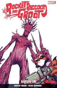 Rocket raccoon & groot volume 1 - tricks of the trade