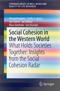 Social Cohesion in the Western World
