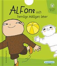 Alfons Åberg och hemlige Mållgan leker