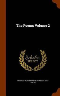 The Poems Volume 2
