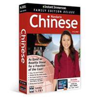 Instant Immersion Family Edition Deluxe Chinese Levels 1,2 & 3
