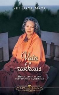 Vain Rakkaus - Only Love (Finnish)