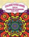 Colorez Votre Annee-2016 Coloriage Calendrier