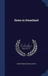 Dawn in Swaziland