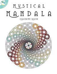 Mystical Manadala Coloring Book