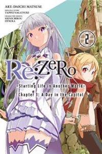 Re: Zero Starting Life in Another World 2