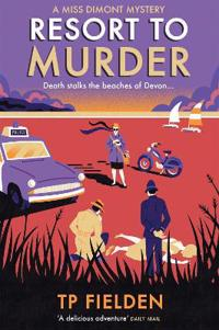 Resort to murder - a must-read vintage crime mystery