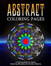 Abstract Coloring Pages - Vol.3: Coloring Pages for Girls