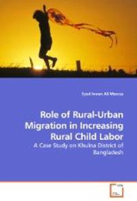 Role of Rural-Urban Migration in Increasing Rural Child Labor