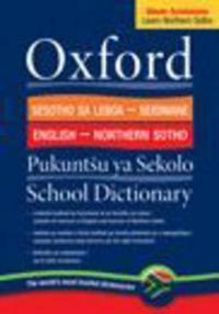 Oxford Bilingual School Dictionary: Northern Sotho and English
