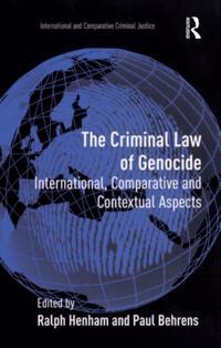 Criminal Law of Genocide
