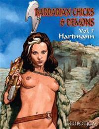 Barbarian Chicks & Demons 7