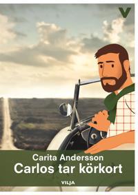 Carlos tar körkort