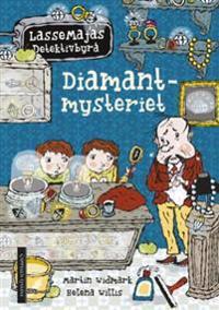Diamantmysteriet - Martin Widmark | Inprintwriters.org