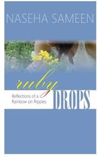 Ruby Drops: Reflections of a Rainbow on Ripples