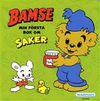 Bamse Min första bok om saker