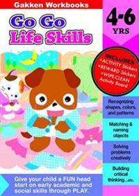Go Go Life Skills, 4-6 years