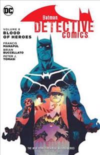 Batman Detective Comics Vol. 8