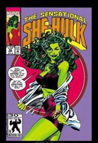 The Sensational She-Hulk by John Byrne