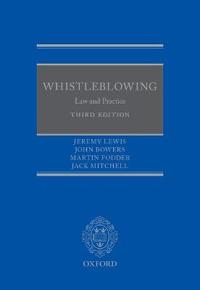 Whistleblowing
