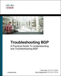 Troubleshooting BGP
