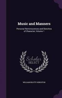 Music and Manners