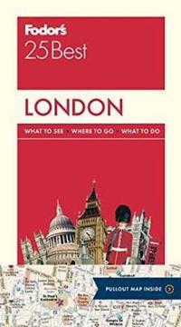 Fodor's London 25 Best