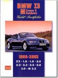 BMW Z3, M Coupes & Roadsters: Gold Portfolio 1996-2002