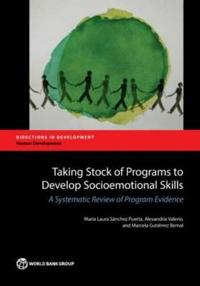 Taking Stock of Programs to Develop Socioemotional Skills
