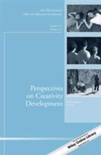 Perspectives on Creativity Development