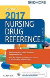 Mosby's 2017 Nursing Drug Reference - E-Book