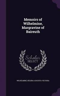 Memoirs of Wilhelmine, Margravine of Baireuth