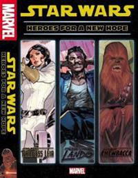 Star Wars Heroes For a New Hope