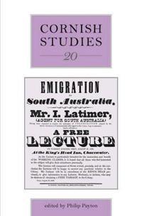 Cornish Studies Volume 20