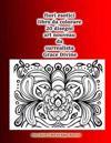 Fiori Esotici Libro Da Colorare 20 Disegni Art Nouveau Da Surrealista Grace Divine